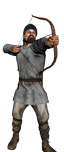 Mercenary Celtic Archers