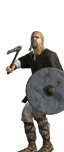Mercenary Axe Heerbann