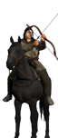 Mercenary Steppe Mounted Bows