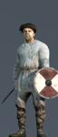 Severská brigáda, žoldnéři