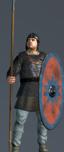 Auxilia Comitatenses-Speerträger