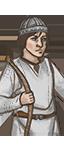 Söldner der byzantinischen Bogenschützen