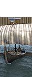 Fhada-Langboot - Söldner der irischen Schiffer mit Wurfspeer
