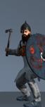 Slavic Axe Warriors