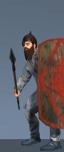 Slavic Large Shields