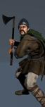 Burgundian Axemen