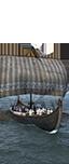 Skeid Longship - Norse Bow Marauders