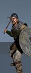 Celtic Axe Warriors