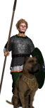 Wolfhound Spearmen