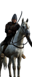 Kushite Mounted Shotelai