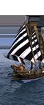 Greek Fire Dromonarion - Desert Assault Corsairs