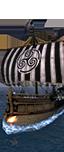 Dromon Warship - Eastern Boatmen