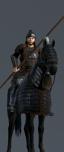 Seçkin Hun Mızraklı Süvarileri