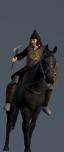 Hunnische Reiter