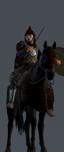 Hunnischer Kriegsherr