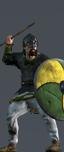 Elite Saxon Javelinmen