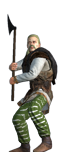 Nordic Axe Warriors
