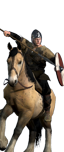 Saxon Mounted Warband