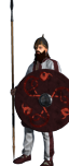 Slavic Levy Spearmen