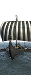 Drekkar Dragonship - Vandal Heavy Marauders