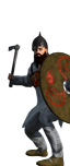 Slavic Axe Warriors