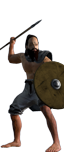 Slavic Levy Skirmishers
