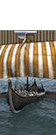 Sagena - Avar Boatmen