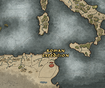 Roman Expedition (The Last Roman)