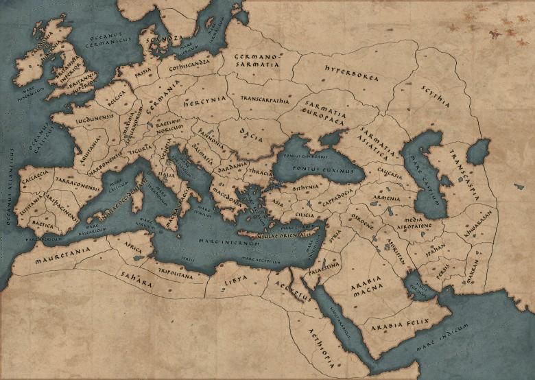 total war attila map