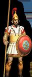 Kleruchoi Agema Phalangitai