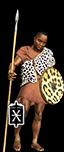 Misthophoroi Aithiopikoi Doryphoroi