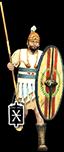 Misthophoroi Attikoi Peltastai