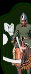 Mercenary Sabean Cavalry
