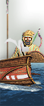 Raiding Hemiolia - Mercenary Arabian Spearmen
