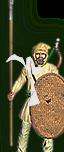 Mercenary Arabian Spearmen