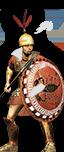 Mercenary Etruscan Hoplites