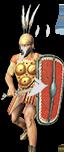 Mercenary Samnite Warriors