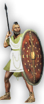Mercenary Numidian Javelinmen