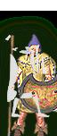 Mercenary Thraike Peltasts