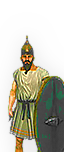 Pergamoi Thureophoroi Machairaphoroi