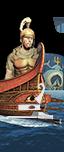 Assault Quadrireme - Legionarii Classici