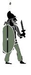 Georgian Medium Swordsmen