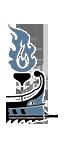 Fire Pot Dieres - Nubian Spearmen