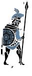 Athenian Royal Spearmen
