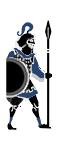 Indo-Greek Noble Hoplites