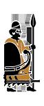 Assault Bireme - Auxiliary Arabian Spearmen