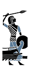 Pursuit Trihemiolia - Egyptian Javelinmen
