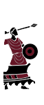Raiding Hemiolia - Libyan Javelinmen