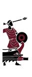 Pursuit Trihemiolia - Libyan Javelinmen