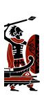Trirreme de proyectiles - Escaramuzadores celtas auxiliares